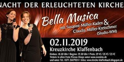 Bella Musica // Nacht der erleuchteten Kirche // Kreuzkirche Klaffenbach