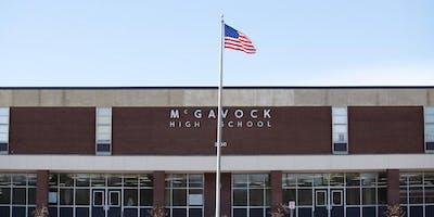 """McGavock """"Class of 89"""" Reunion"""