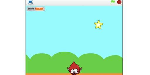FerienAKTIONSTAG: GameDesign – Spiel programmieren (8 bis 11 Jahre)