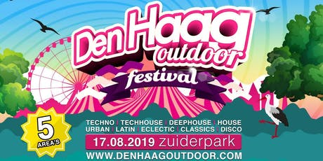 Den Haag Outdoor 2019 tickets