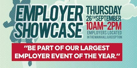 Employer Showcase 2019 tickets