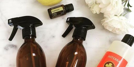 Detox your Home MAKE + TAKE OILS WORKSHOP