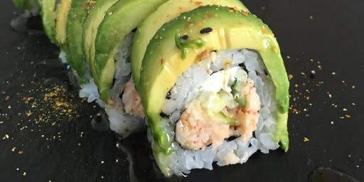 Rooster Pop Up: Sushi with Ryan Blankenship