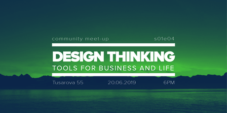 Community Meet-up #4: Design Thinking for Life tickets