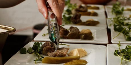 Local Foods Sunday Supper Club Pop-Up:  My Back Porch - The Fermented Menu tickets