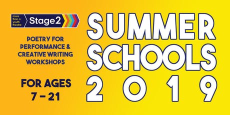 Stage2's Annual Summer Schools tickets