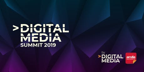 Digital Media Summit 2019 entradas