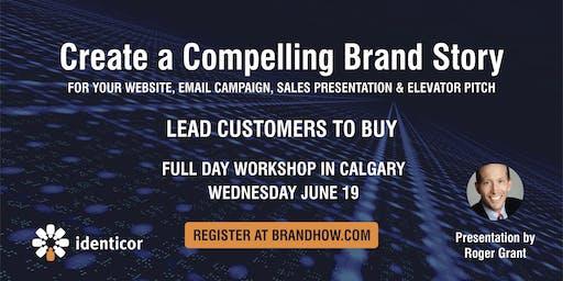 Brand Story Breakthrough Workshop - June 19