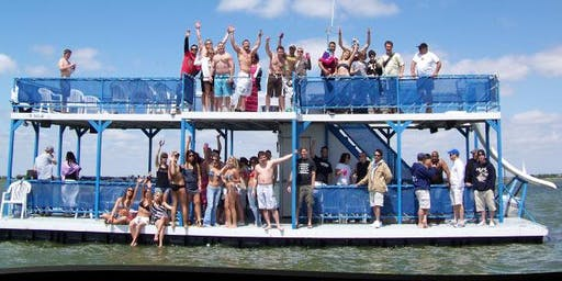 2nd Annual Monastery Boat Party