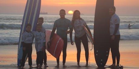 Surf Class in Lisbon bilhetes