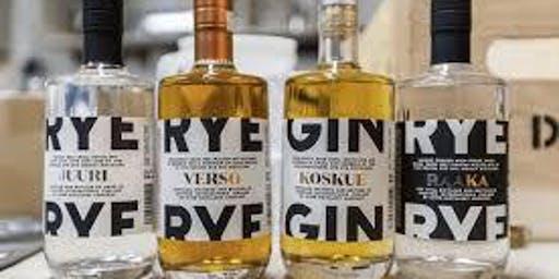Kyro Gin Tasting