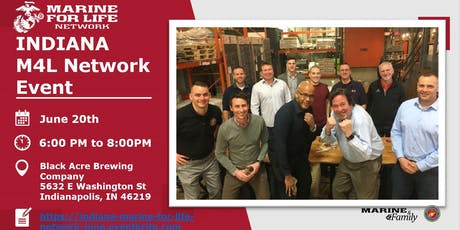Indiana Marine For Life June Networking Event tickets
