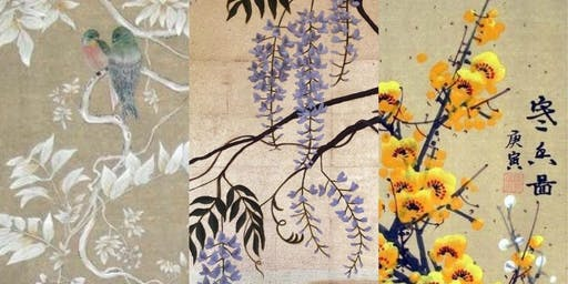 Creative Workshop - Chinoiserie Inspired Painting Day