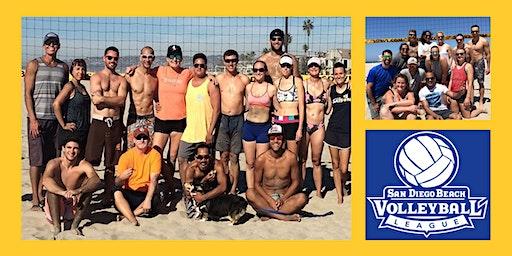 SATURDAY Beginner Beach Volleyball Class