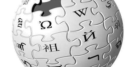 Wikipédia et les wikis, objets de médiation  et de transmission des savoirs - Journée d'études billets