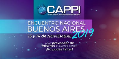CAPPI Encuentro Nacional Buenos Aires 2019