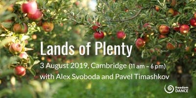 Lands Of Plenty Workshop With Alex Svoboda And Pavel Timashkov