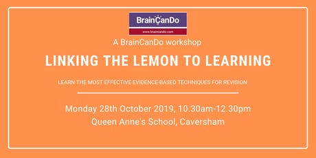 Linking the Lemon to Learning: the most effective evidence-based techniques tickets