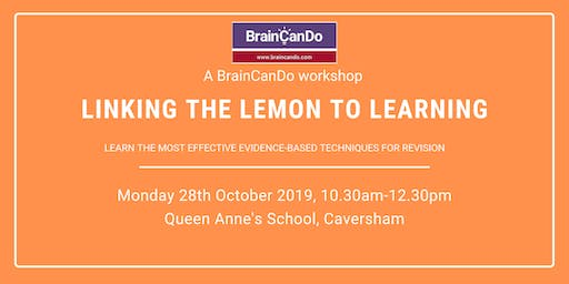 Linking the Lemon to Learning: the most effective evidence-based techniques