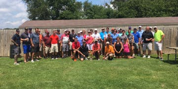 2019 PRINCEVILLE TO PEORIA ST. JUDE GOLF OUTING