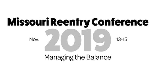 2019 Missouri Reentry Conference