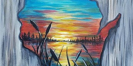 Home Sweet Home-Paint Night tickets