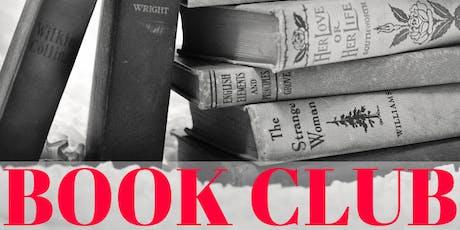 November Book Club tickets