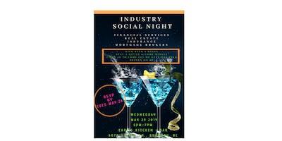 Industry Social Night
