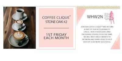 WHW2N Stone Oak #2 Coffee Clique ®