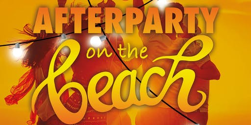 AfterParty | 16+ | On the beach