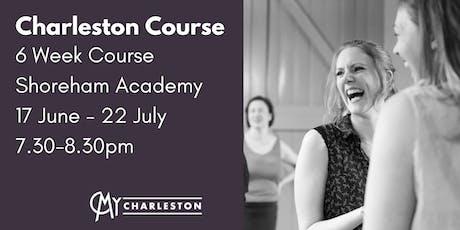 6 Week Charleston Course at Shoreham Academy, Shoreham tickets