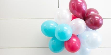 Balloon Workshop tickets