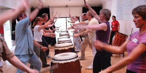 Family Event - Learn to Play the Taiko Drums