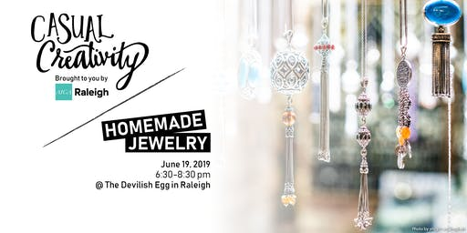 Casual Creativity: Homemade Jewelry