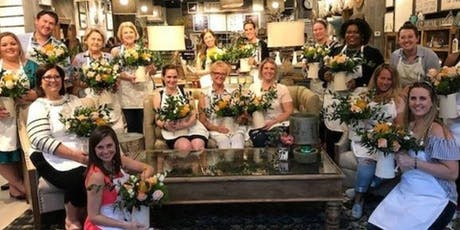 Flower Arranging Class at Sugarboo (Northpoint Mall) tickets