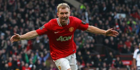 An evening with Paul Scholes tickets