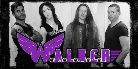 W.A.L.K.E.R. Live @ Smiddys  tickets