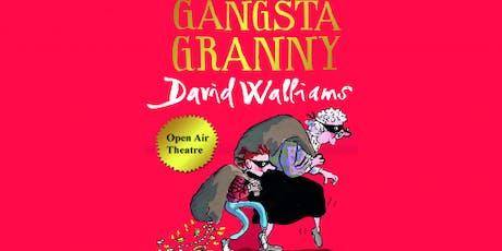 Gangsta Granny at Michelham Priory tickets