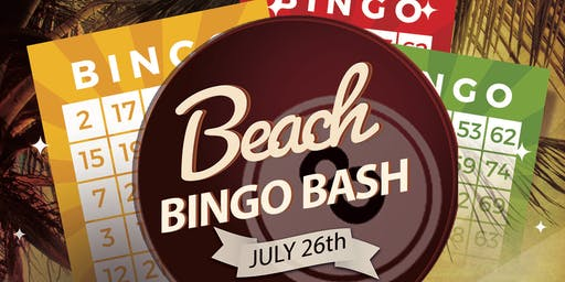 Beach Bingo Bash - Benefiting the Elizabeth Richardson Center