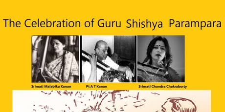 The festival of devotion - The celebration of Guru Shishya Parampara tickets
