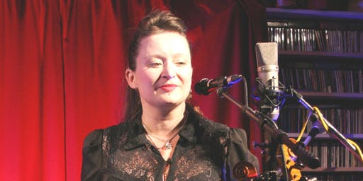 The Old Town Hall presents an evening with award winning Eliza Carthy