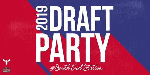 2019 Draft Party @ South End Station - Hosted by WFNZ