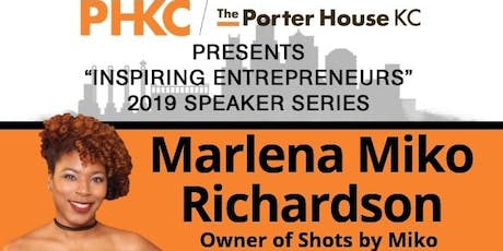 PHKC presents Business Inspiration by Marlena Miko Richardson tickets