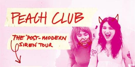 Peach Club tickets