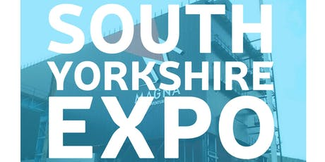 South Yorkshire EXPO - Autumn 2019 tickets
