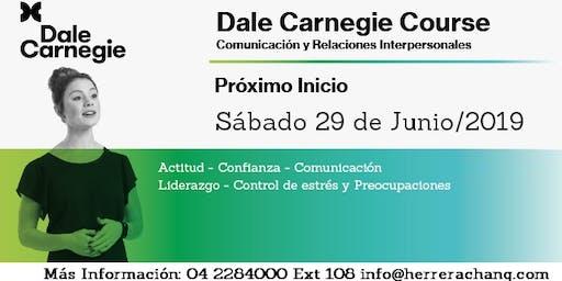 Dale Carnegie Course de Relaciones Interpersonales y Comunicación