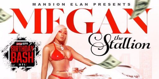 Megan The Stallion Host Bithday Bash Afterparty!!!