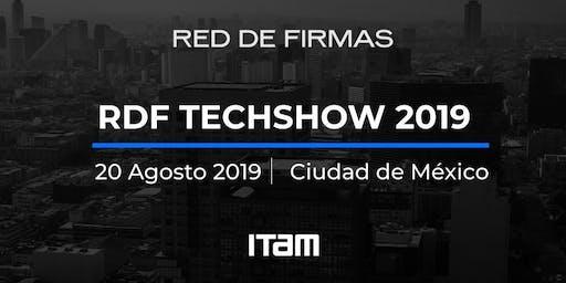 RDF Techshow 2019