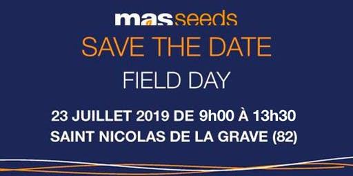 Field Day de Saint Nicolas de la Grave