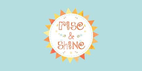 Childcare ticket - Rise & Shine Mini Retreat tickets